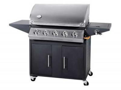 Round-BBQ-Gas-Grill